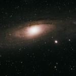 Messier 31 - Die Andromedagalaxie
