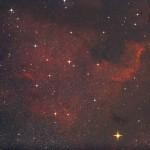 NGC7000-Nordamerikanebel (3.8.2015 Voggenberg)