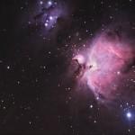 M42-Der Orionnebel